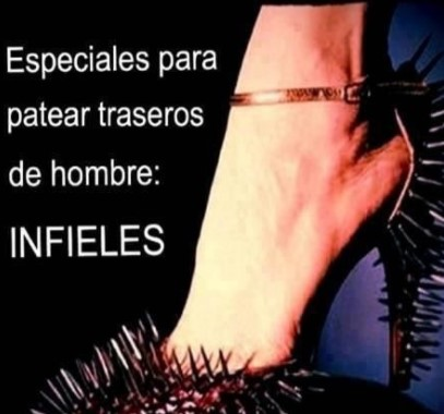 frases para hombres infieles