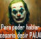 Imágenes sarcásticas del joker