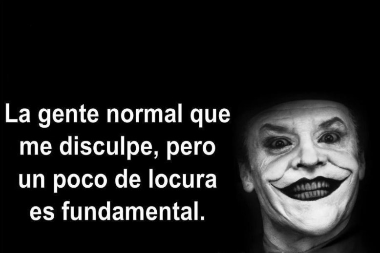 Ser normal no es mi estilo