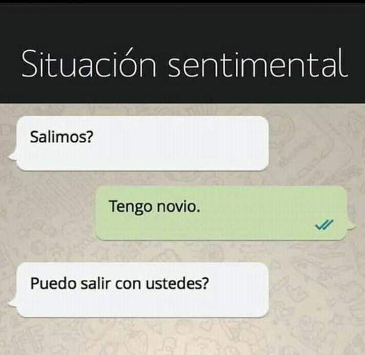 sarcasmo situacion sentimental